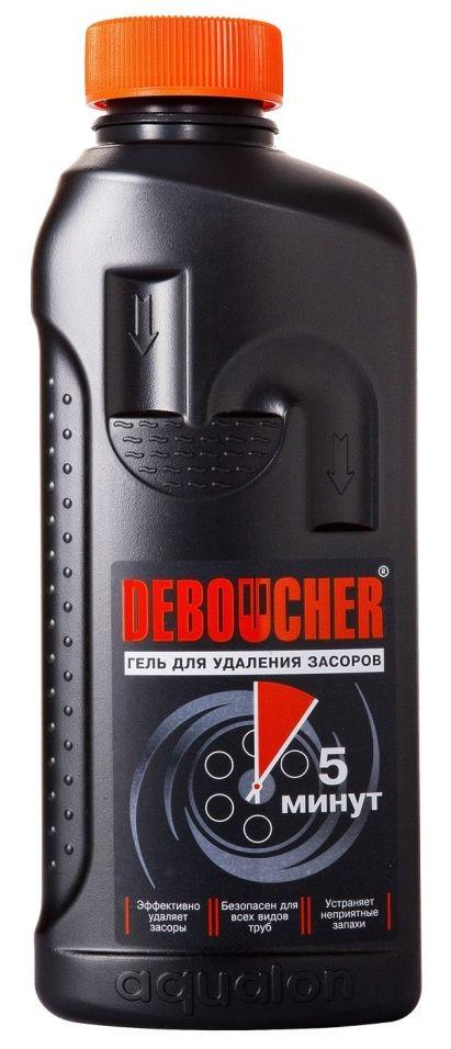 Гель для удаления засоров Deboucher Дебошир 5 минут 1л