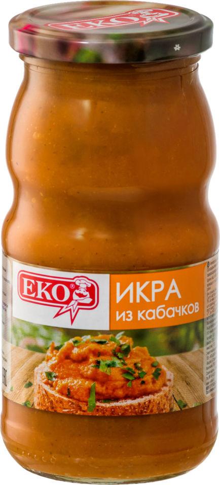 Икра Eko из кабачков 480мл (упаковка 3 шт.)