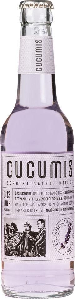 Напиток Cucumis лаванда и бергамот 330мл