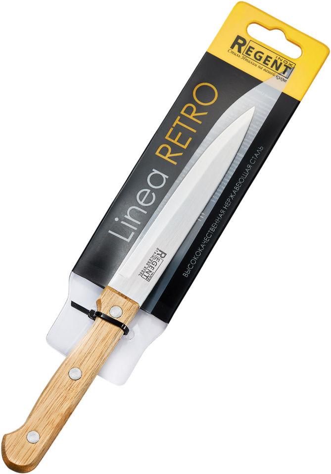 Нож Regent Linea Retro для овощей 125*220мм