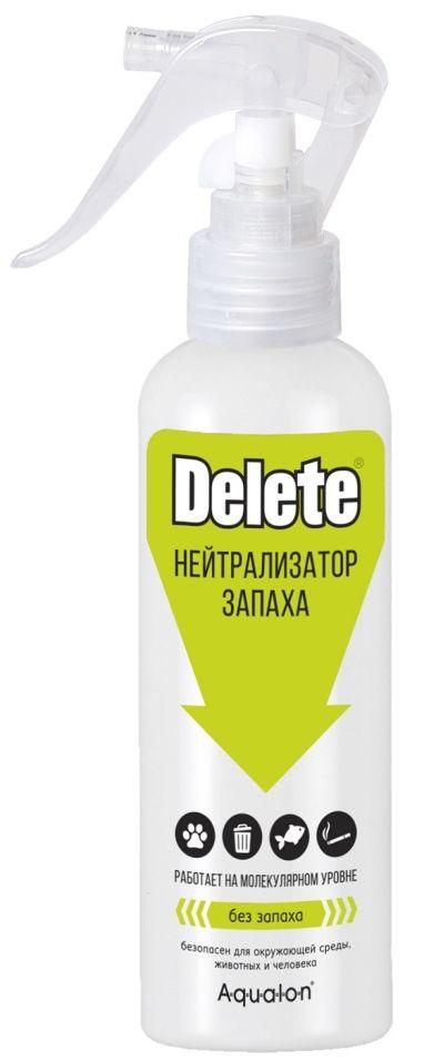 Нейтрализатор запаха Delete 250мл