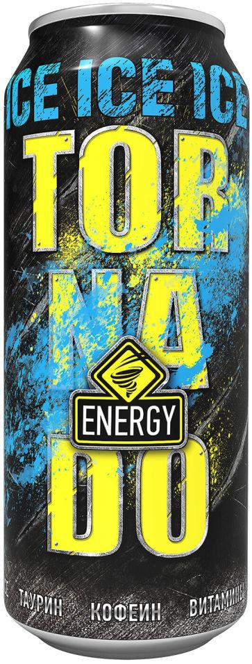 Напиток Tornado Energy Ice энергетический 450мл