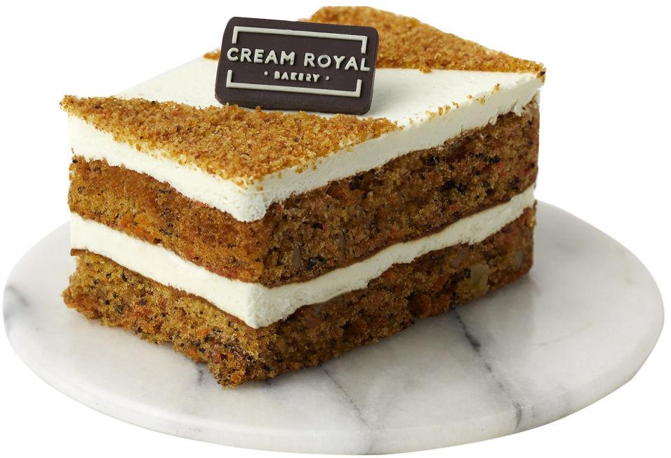 Пирожное Cream Royal Морковное 150г