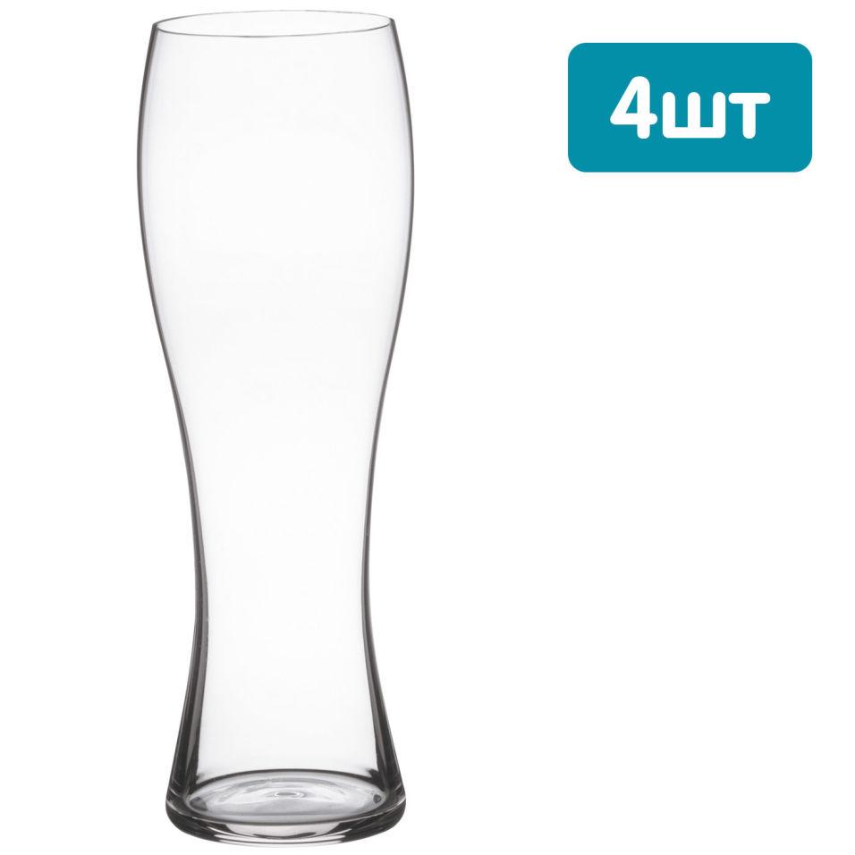 Набор бокалов Spiegelau Beer Classics Hefe Weizen Glass для пшеничного пива 4*700мл