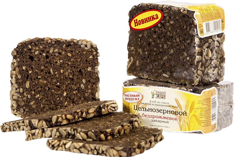 Хлеб Рижский Хлеб Цельнозерновой 300г