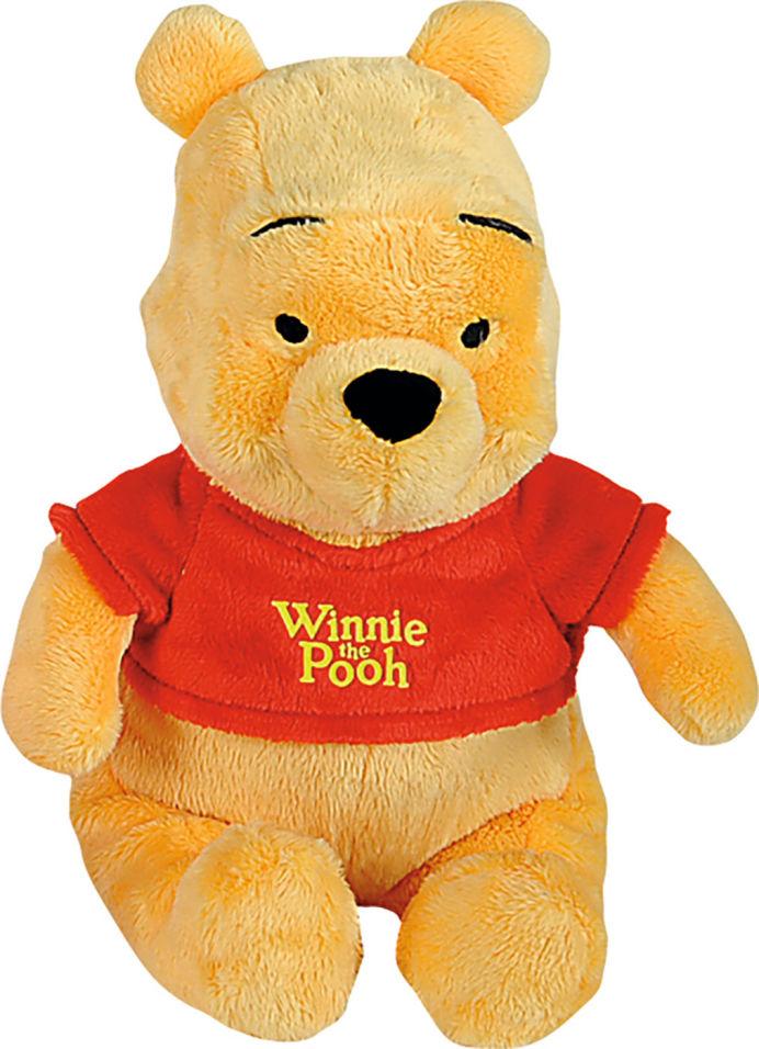 Мягкая игрушка Nicotoy Медвежонок Винни 25см