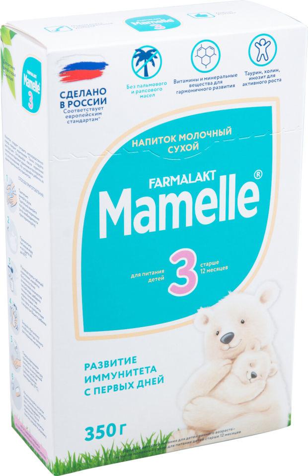 Смесь Farmalakt Mamelle 3 молочная 350г (упаковка 4 шт.)