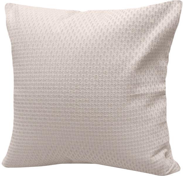 Чехол на подушку S&J Кофейный декоративный 40*40см