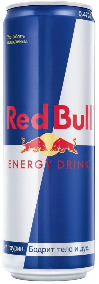 Напиток Red Bull энергетический 473мл