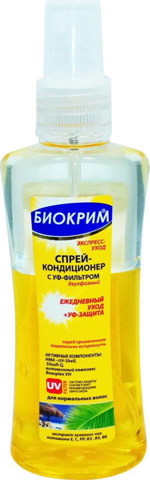 Спрей-кондиционер для волос Биокрим с УФ-фильтром 150мл