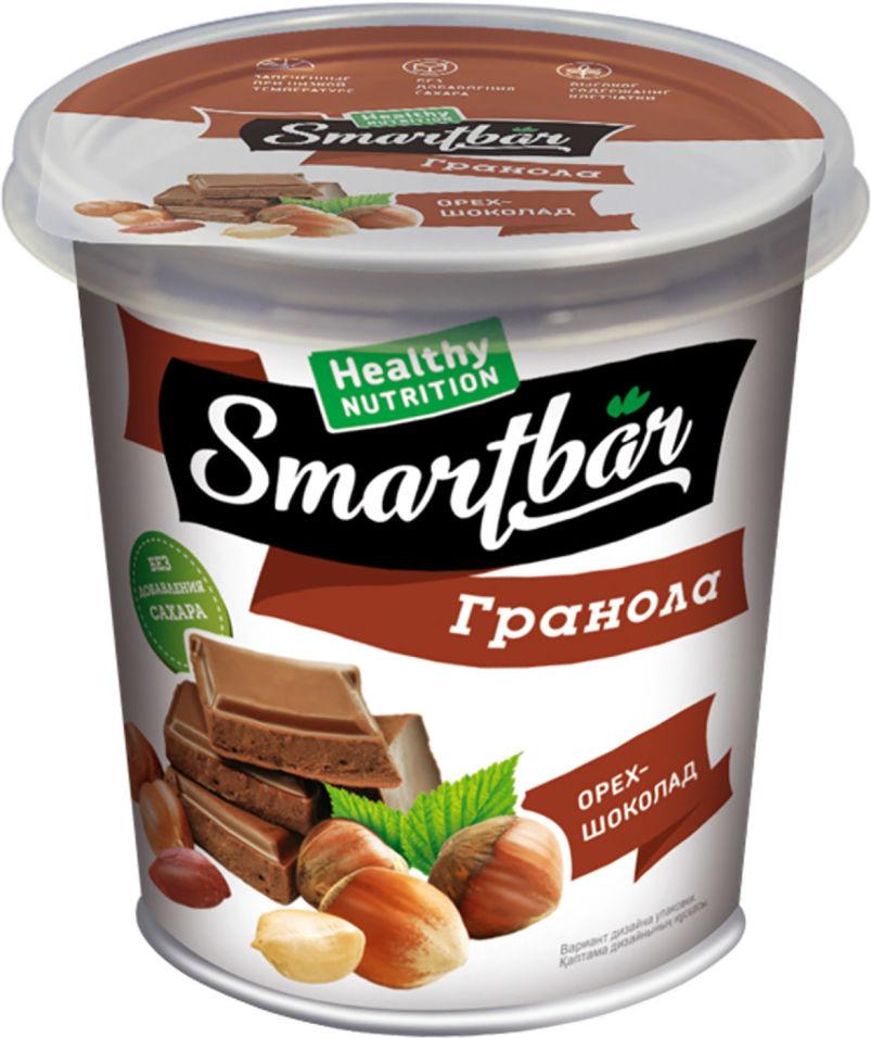 Сухой завтрак Smartbar Гранола с орехом и шоколадом 50г
