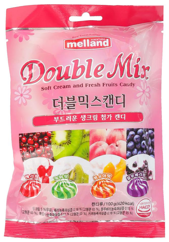 Карамель Melland Double Mix 100г