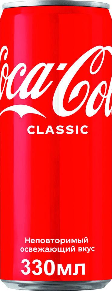 Отзывы о Напитке Coca-Cola 330мл