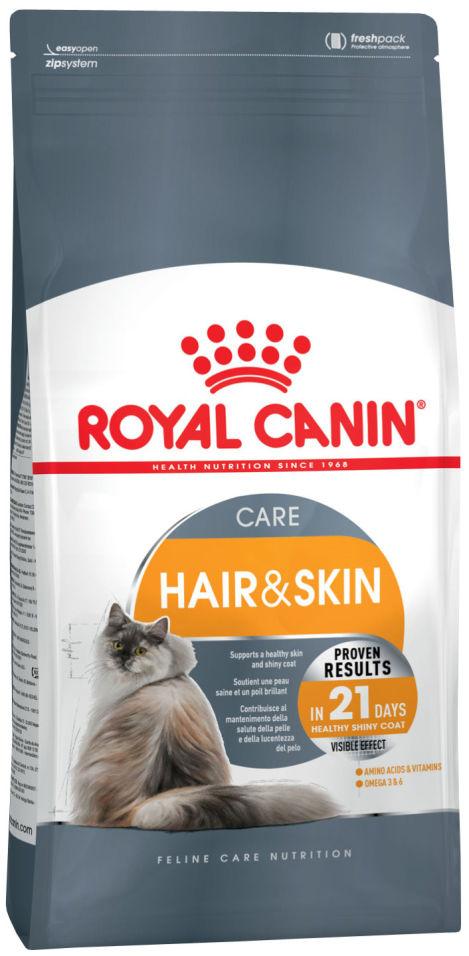 Сухой корм для кошек Royal Canin Hair&Skin Care 33 Птица 400г