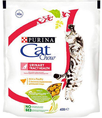 Сухой корм для кошек Cat Chow Urinary Tract Health 400г