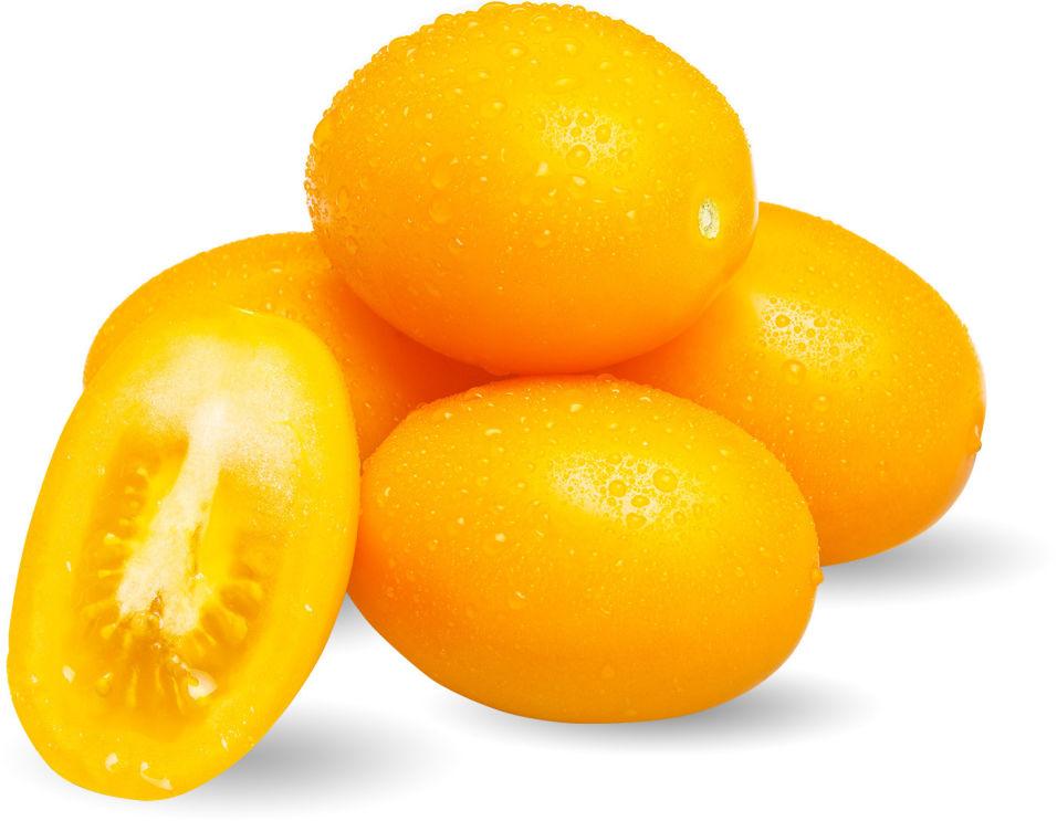 Помидоры сливовидные желтые