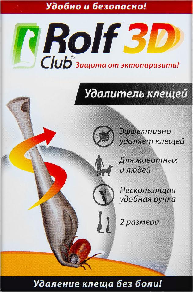 Удалитель клещей Rolfclub