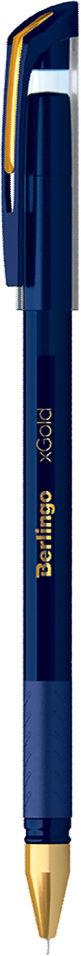 Отзывы о Ручке Berlingo xGold шариковой синней 0.7мм