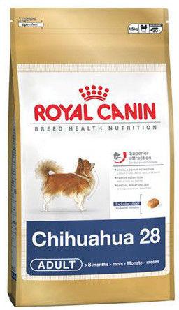 Сухой корм для собак Royal Canin Adult Chihuahua Птица 500г