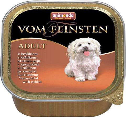 Корм для собак Animonda Vom Feinsten Forest Кролик 150г