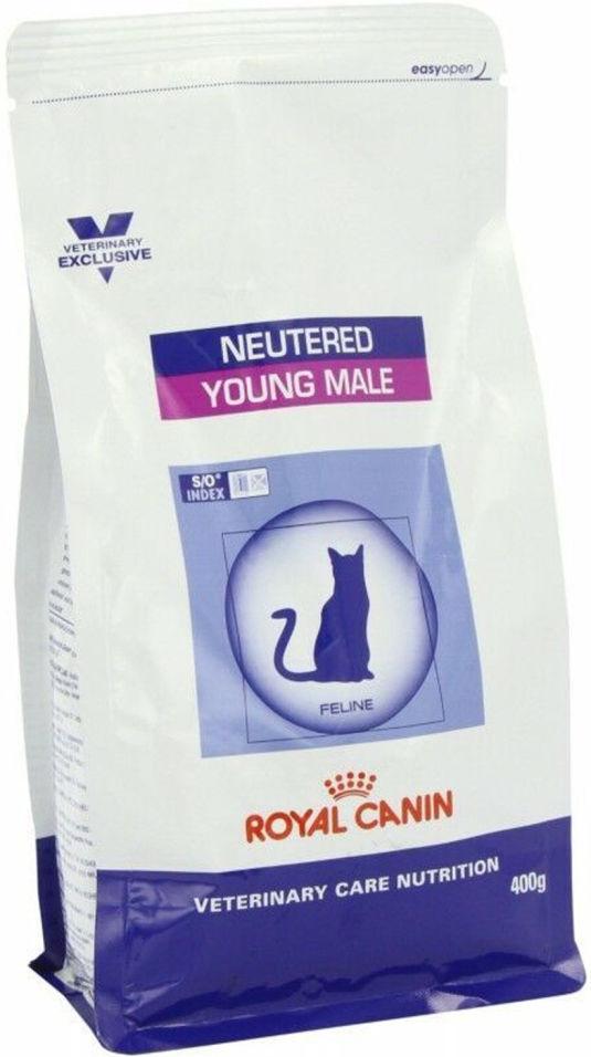 Корм для кошек Royal Canin Male 0.4кг