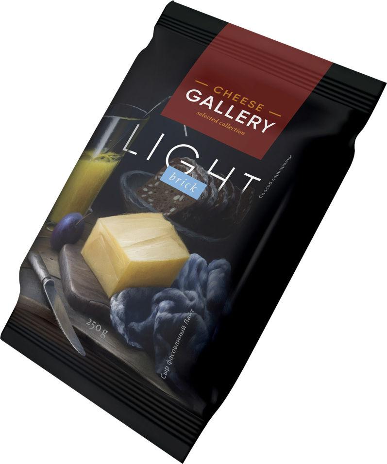 Отзывы о Сыре Cheese Gallery Лайт 20% 250г
