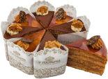 Торт У Палыча Медовая фантазия с грецким орехом 900г
