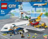 Конструктор LEGO City Airport 60262 Пассажирский самолет
