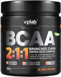 Аминокислоты Vplab BCAA Красный апельсин 300г