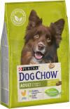 Сухой корм для собак Dog Chow Adult с курицей 2.5кг