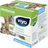 Напиток-пребиотик для кошек Viyo Reinforces All Ages Cat 7*30мл