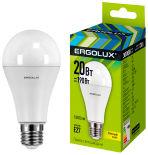 Лампа светодиодная Ergolux LED E27 20Вт