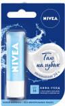 Бальзам для губ Nivea Аква-забота 4.8г