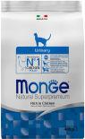 Корм для кошек Monge Cat Urinary для профилактика МКБ 400г