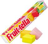 Жевательные конфеты Fruittella Ассорти клубника апельсин лимон 41г