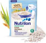 Каша Nutrilon Молочная Рисовая 200г