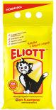 Наполнитель для кошачьего туалета Eliott комкующийся 2.5кг