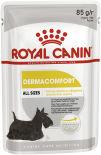 Корм для собак Royal Canin Dermacomfort для собак с повышенной чувствительной кожей 85г
