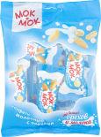 Конфеты Мок-Мок Молочные с орехами 120г