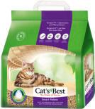 Наполнитель для кошачьего туалета Cats Best Smart Pellets древесный 5л