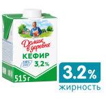 Кефир Домик в деревне 3.2% 500мл