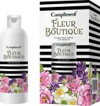 Подарочный набор Compliment Fleur Boutique Пена для ванны 200мл + Соль для ванн Эвкалипт 100г + Соль для ванн Бергамот 100г