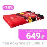 Полотенце Disney Love красное