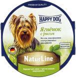 Корм для собак Happy Dog Ягненок с рисом 85г
