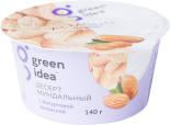 Десерт Green Idea Миндальный с йогуртовой закваской 140г