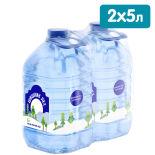 Вода Шишкин Лес питьевая негазированная 5л