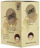 Кофе молотый Lebo Gold Арабика 10шт*7г