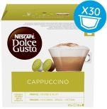 Кофе в капсулах Nescafe Dolce Gusto Cappuccino 30шт