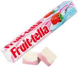 Жевательные конфеты Fruittella со вкусом Клубничного йогурта 41г