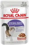 Корм для кошек Royal Canin Sterilised Мясо в соусе 85г